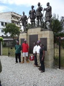 Mombasa African Memorial (1)