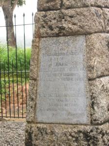 Wavell's Memorial